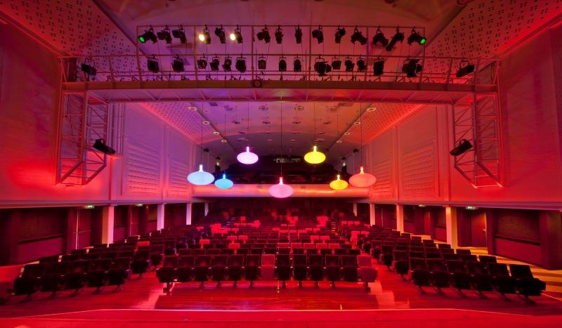 Congreslocatie Nieuwe Buitensociëteit in Zwolle