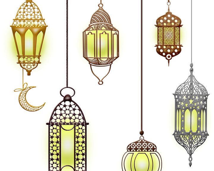 Oosterse hanglampen